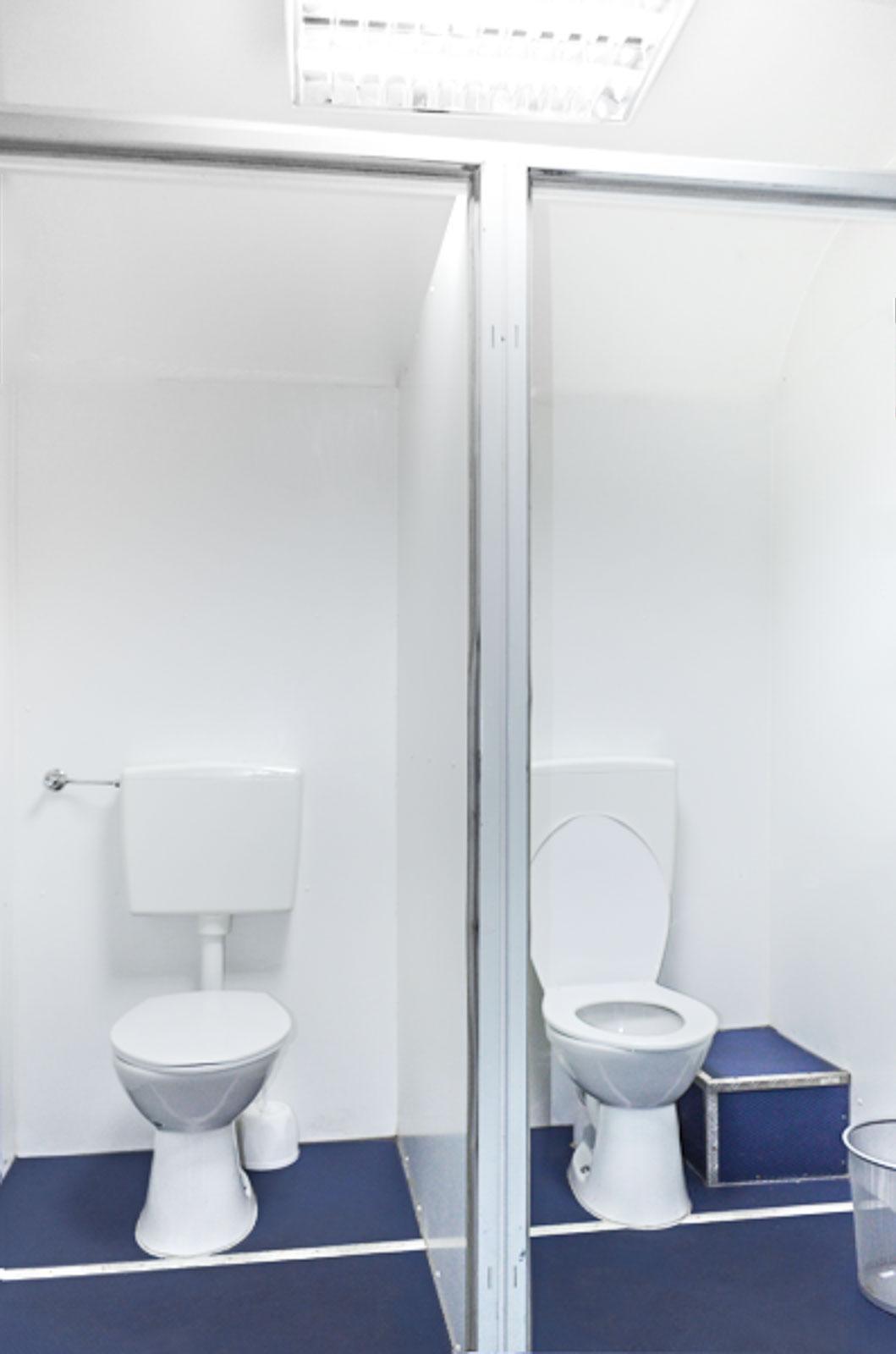 Toiletten Vermietung Aachen - Toilettenwagen Frauentoiletten