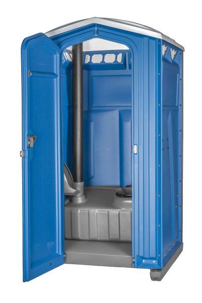 Tufway Toilettenkabine mieten - Innenausstattung